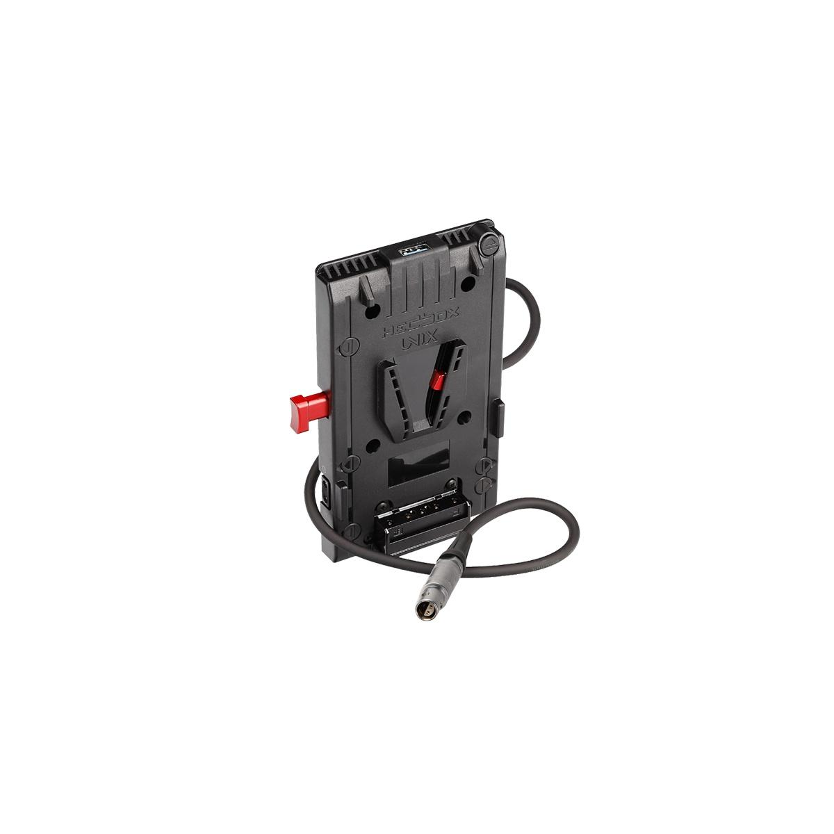 Hedbox UNIX-ZE2 V-mount napájací úchyt pre Z-CAM E2 4K kameru