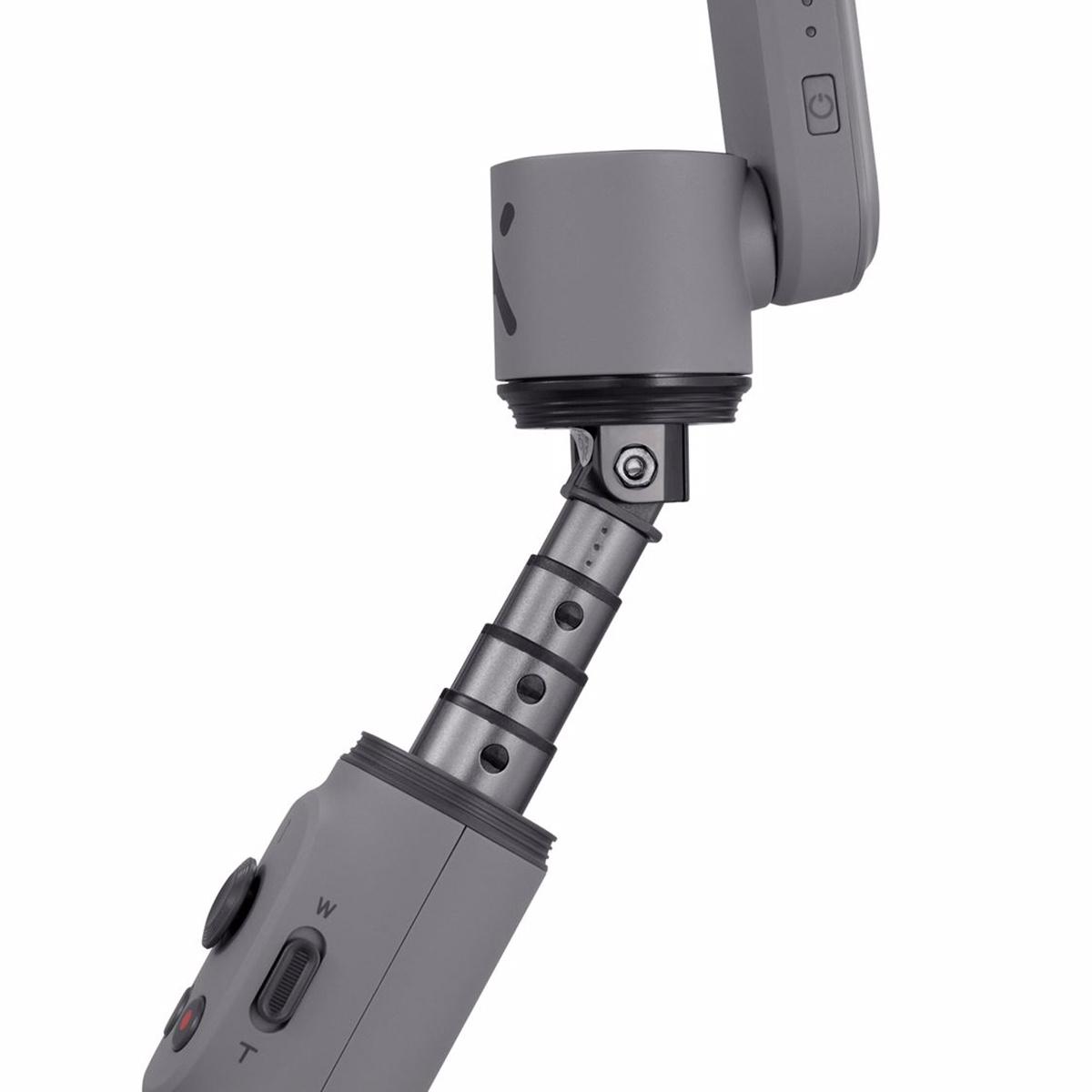 Zhiyun Smooth-X Essential Combo elektronický stabilizátor pre smartfón (šedý)