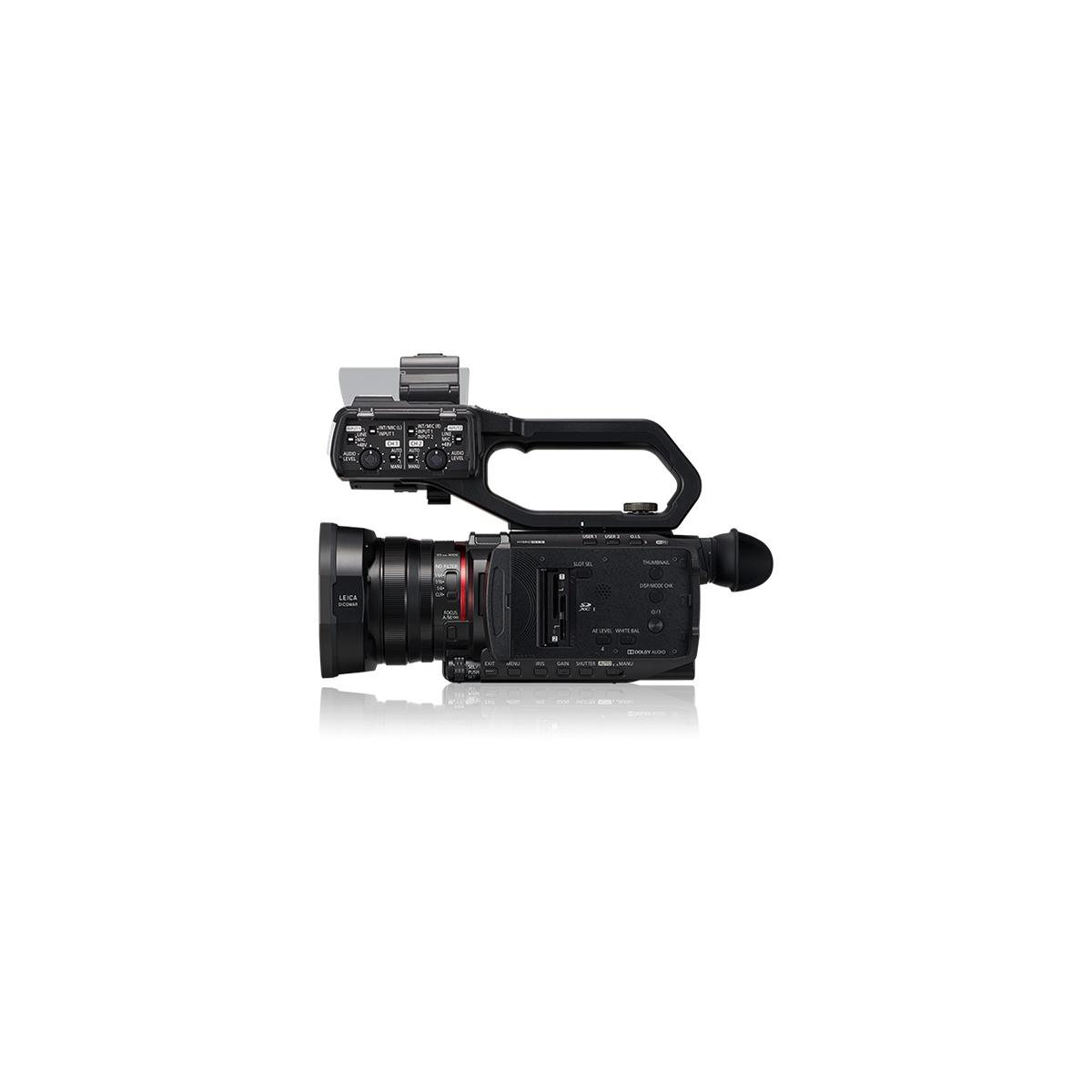 Prenájom Panasonic AG-CX10 4K