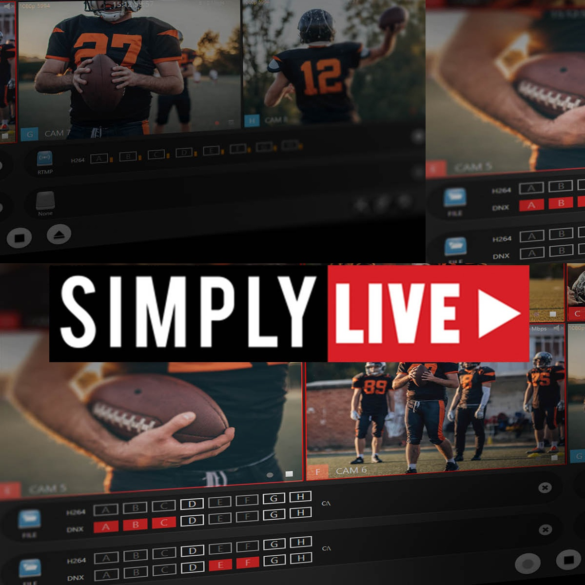 SIMPLYLIVE BMR Master Recording
