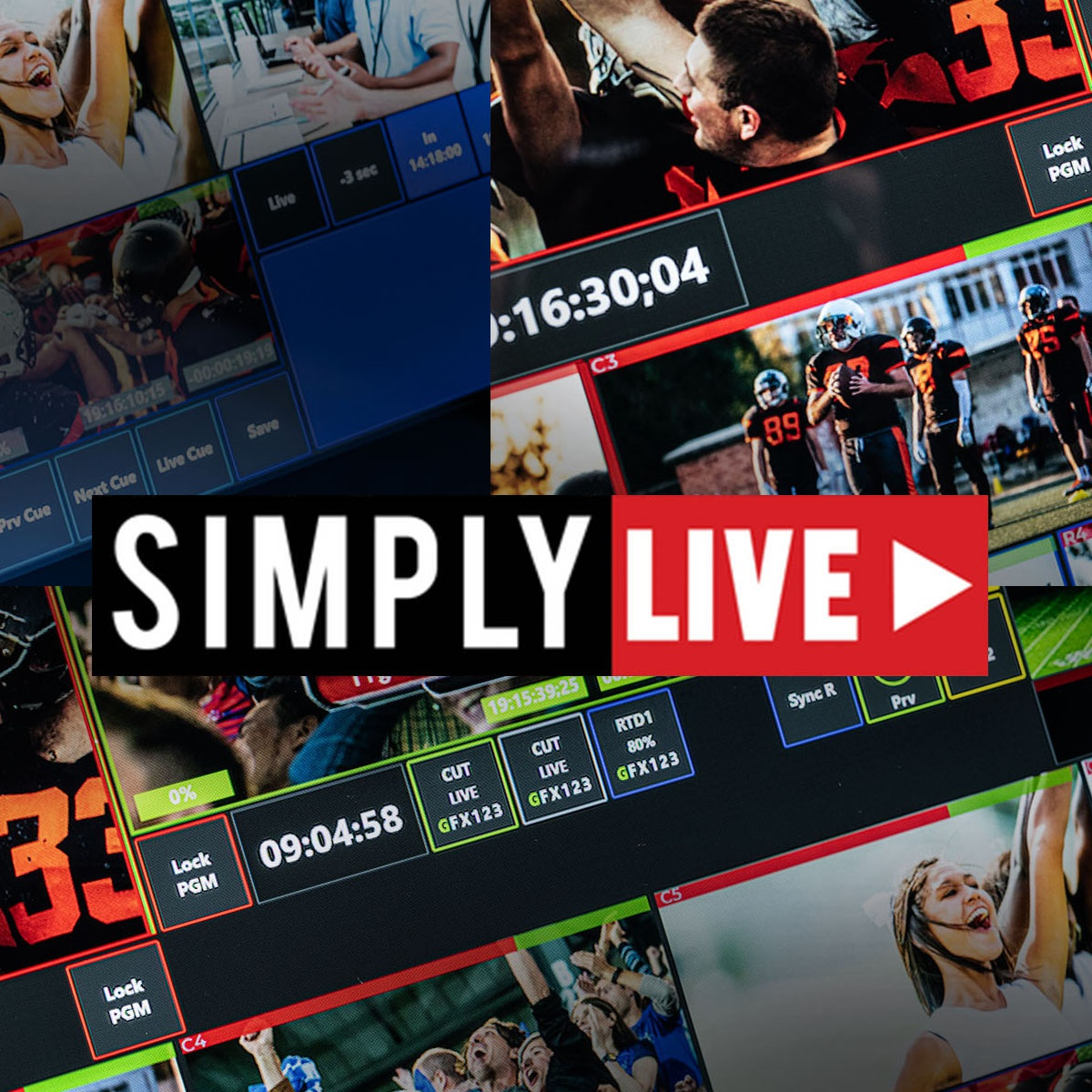 SIMPLYLIVE All-In-One Production