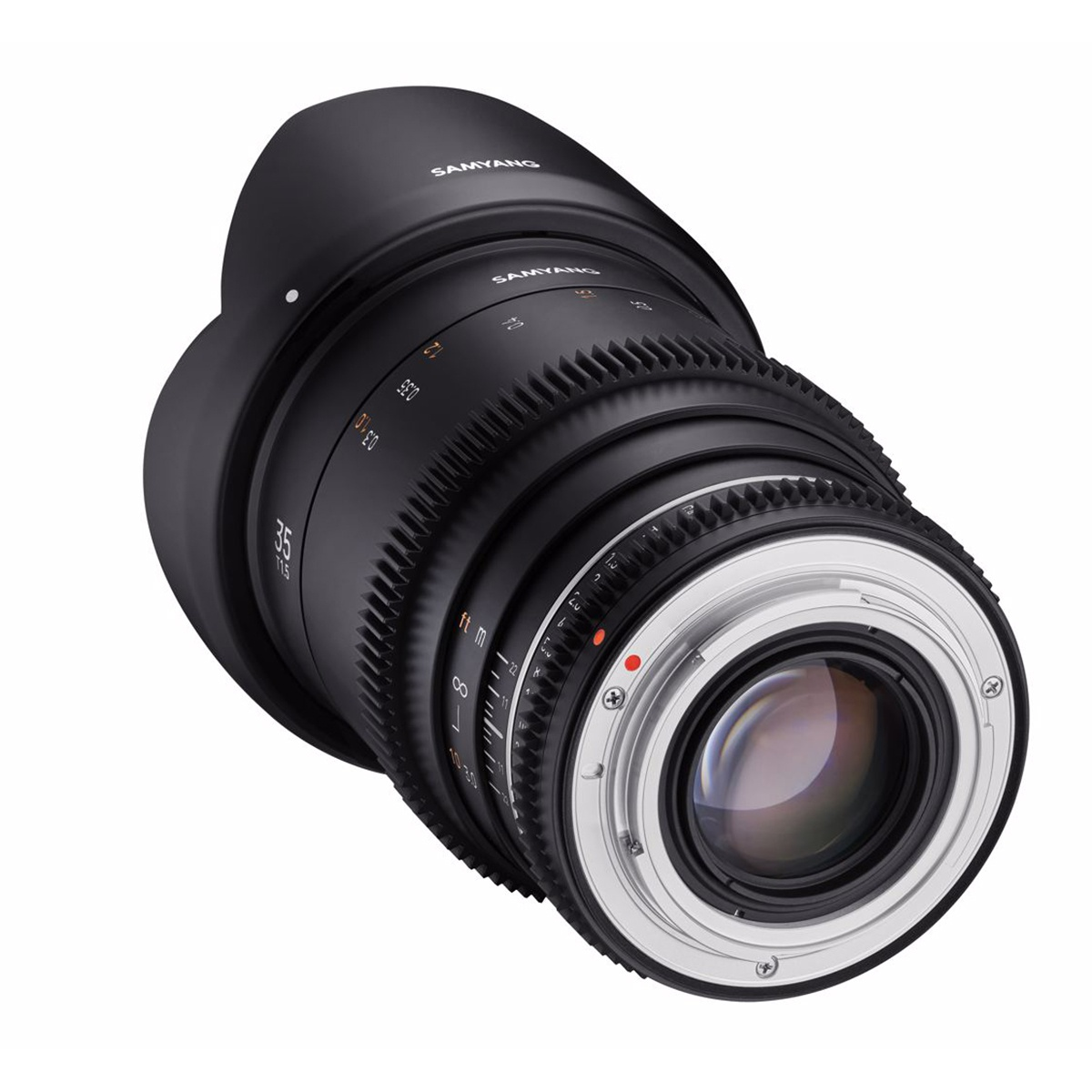 SAMYANG 35mm T1.5 VDSLR MK2 Canon RF