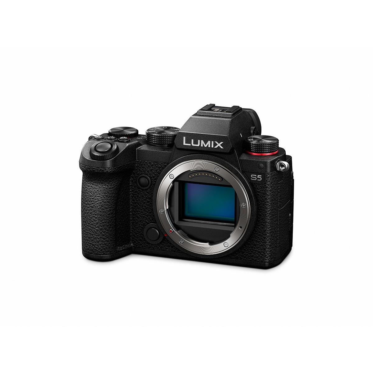 Panasonic LUMIX S5 telo