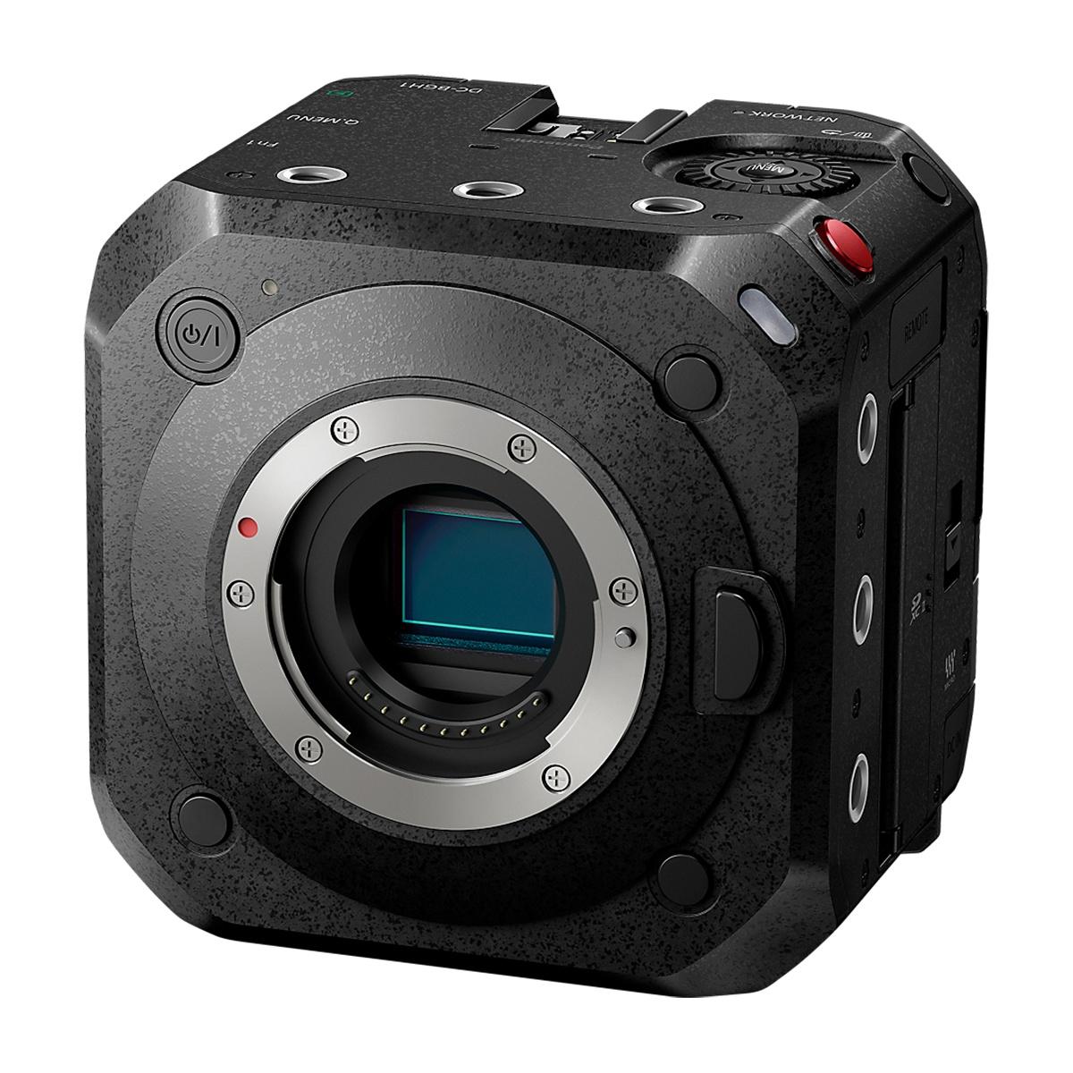 Panasonic Lumix BGH1 4K Cinema box kamera